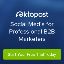 Social media for professional B2B marketers
